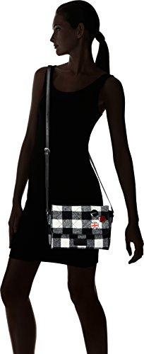 de Mujer bolsos hombro Esprit 097ea1o046 Blanco y White Shoppers n4qxxzIwC
