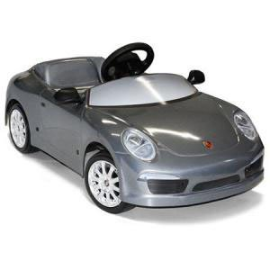 Kids Licenced Electric 6v Porsche 911 Ride On Car Amazon Co Uk