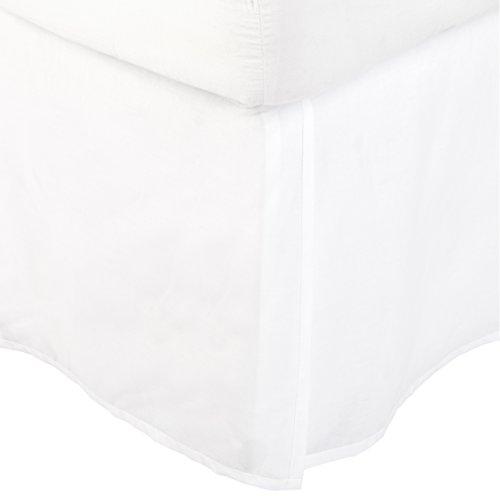 Nautica White Bedskirt - 2