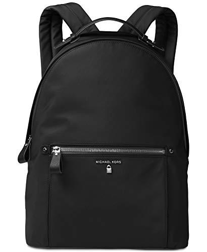 Michael Kors Kelsey Nylon Backpack- Black