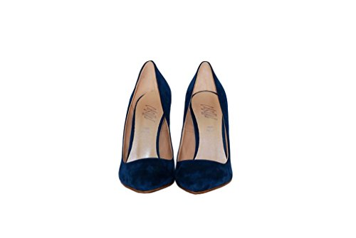 Hohe Pumps Decollete aus Leder Damen RIPA shoes - 31-4080