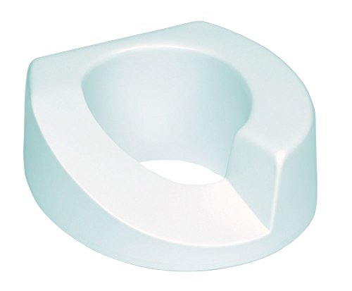 AliMed Total Hip Replacement Toilet Seat, Elongated