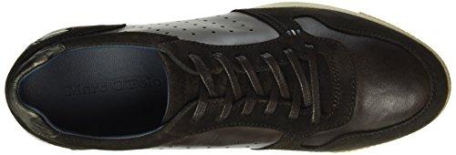 Marc O'Polo Sneaker - Zapatillas Hombre Marrón - marrón oscuro (790)