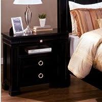 247SHOPATHOME Idf-7812DK-N, nightstand, Espresso