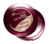 Maybelline Instant Age Rewind Compact Cream Foundation, Classic Ivory, Light 2 .32 oz (9 g)