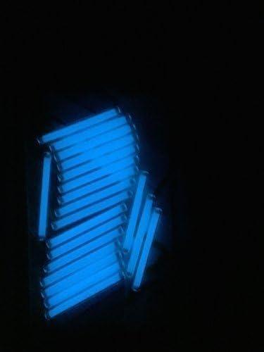 Vial Capsule Tritium Lamp Glow in the Dark Trigalight 1.5mm x 6 mm Tube