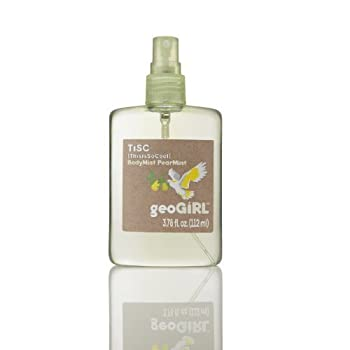 GeoGiRL TiSC (This is So Cool) Body Mist Citrus 3.78 oz