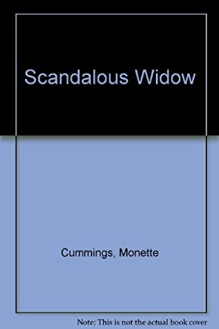 book cover of Scandalous Widow
