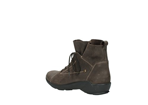 Comfort Chaussures 10300 Lacets Nubuck Bello Brown à Wolky SRwqAU4