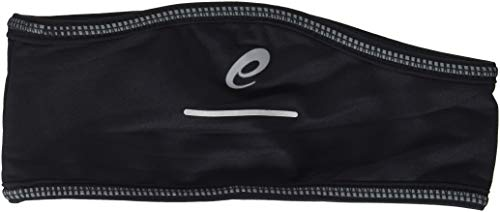 00afe03b ASICS Lite-Show Ear Cover, Performance Black, One Size