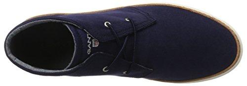 Gant Bari, Montantes Homme Bleu Marine