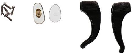 眼鏡 サングラス ウォッチ用 軽量 ネジ 鼻パッド 修理キット 収納ボックス