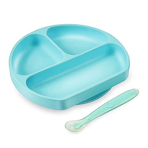 PandaEar Silicone Microwave Dishwasher Toddlers