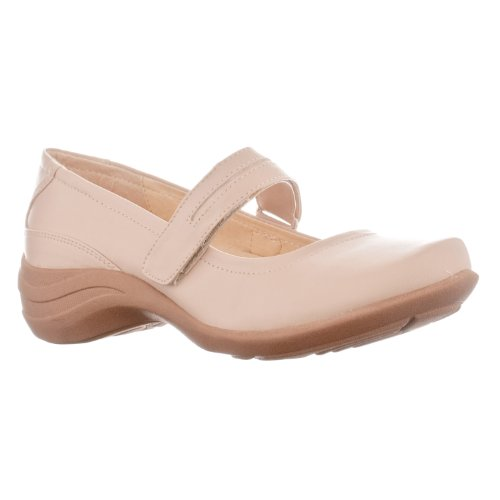 Styluxe Para Mujer Olympic Mary Jane Zapatos Taupe