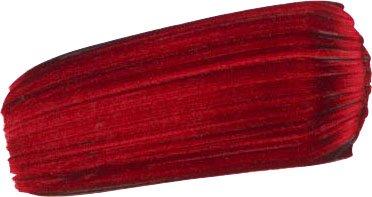Quin. Crimson oroen pesado cuerpo acrílico pintura 128 oz pail