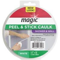 Magic American: 1/2''X11' Wht Sealer Trim, MC386T 2PK