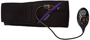 slendertone men 39 s premium rechargeable ab toning belt sports outdoors. Black Bedroom Furniture Sets. Home Design Ideas