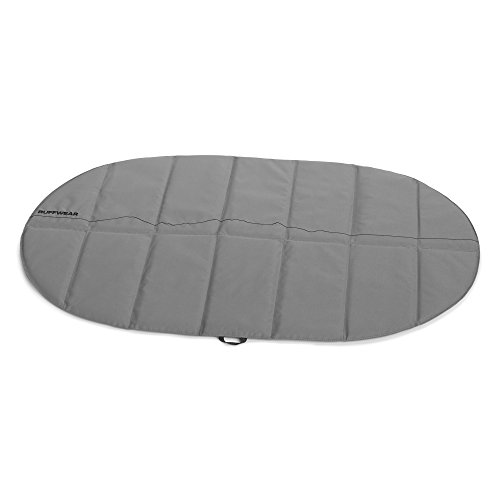 RUFFWEAR - Highlands Pad, Granite Gray (Canine Travel Bed Hardware)