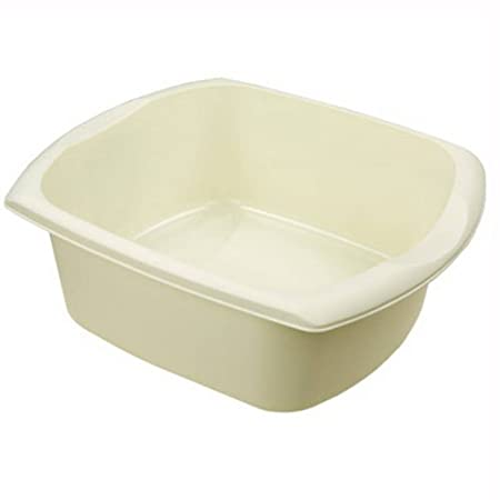 Addis Large Plastic Rectangular Washing Up Kitchen Sink Bowl Linen ...