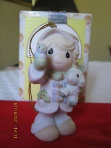 Precious Moments 2000 The Future Is In Our Hand Ornament 730076