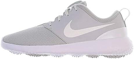 Amazon Com Nike Men S Roshe G Golf Shoes Aa1837 003 Cool Grey Volt White Black Golf