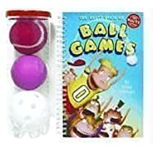 The Klutz Book Of Ball Games