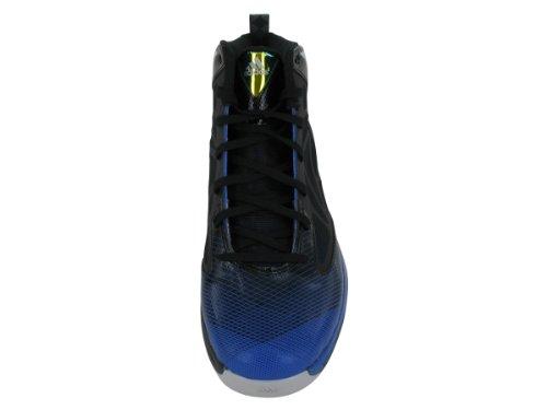 Royal 5 Chaussures G65885 Rapide Aluminium de Aluminum Mens Basket Taille adidas Noir Royal Fou Bleu Ball Black Blue 8 qvC6RwR
