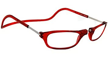 83019b97f019 Image Unavailable. Image not available for. Color  CliC Magnetic Reading  Glasses ...