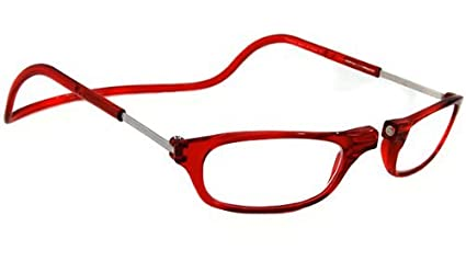 7a99b9bb1fe Image Unavailable. Image not available for. Colour  Clic Magnetic Reading  Glasses ...
