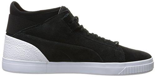 Mens Puma Giocano B & C Sneaker Puma Moda Nero / Bianco Puma