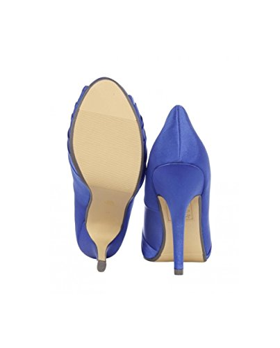 Urban GoCo Escarpins pour Femme Urban B038013-B7345 Blue lU9B61p