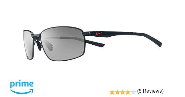 16a27efa3268 Amazon.com: Nike Eyewear Men's Avid Wire EV0569-203 Rectangular ...