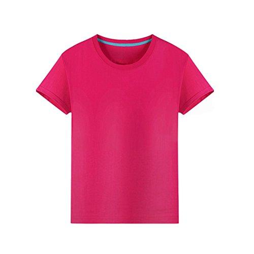 Meijunter Familie Matching BekleidungSommer Pure Farbe ElternKind ...