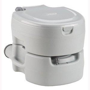 Coleman Large Flush Toilet - ( Portable )