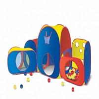 Amazon Com Playhut Mega Fun With Balls Tent Toys Amp Games