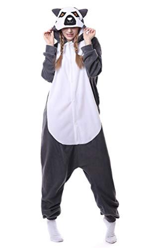 Foresightrade Adults and Children Animal Cosplay Costume Pajamas Onesies Sleepwear S