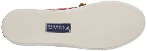 Sperry SEACOAST PRINTS, Damen Sneakers Pink (BRIGHT PINK)