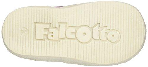 Falcotto Falcotto 4177 - Botas de senderismo Bebé-Niños Pink (MIRTILLO)
