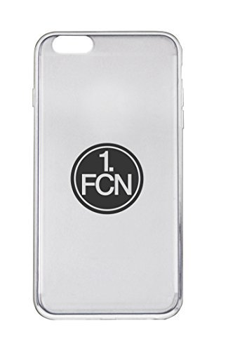 1. FC Nürnberg ProCase iPhone 6/6S Transparent Logo