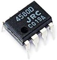 10PCS IC JRC DIP-8 JRC4580D Operational Amplifiers NEW GOOD QUALITY