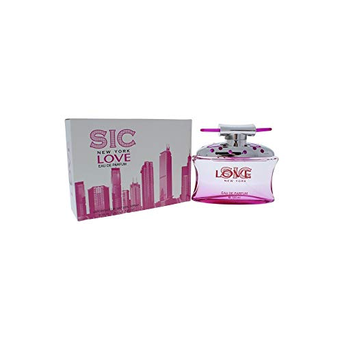 (Sex in the City Sex in the City Sex in the city love by sex in the city for women - 3.3 Ounce edp spray, 3.3 Ounce)