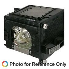 - Mitsubishi 915P049020 TV Replacement Lamp with Housing