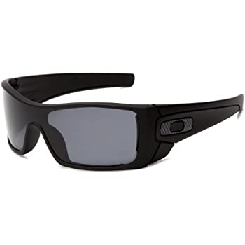Oakley Fuel Cell Polarized >> Amazon.com: Oakley Men's Batwolf Polarized Rectangular ...