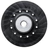 Century Drill 77155 Backing Pad for Resin Fiber Discs 5/8'' 11 Arbor 5'' Dia.