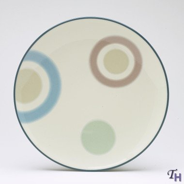 Noritake Colorwave Blue 8-1/4-Inch Accent (Colorwave Accent)