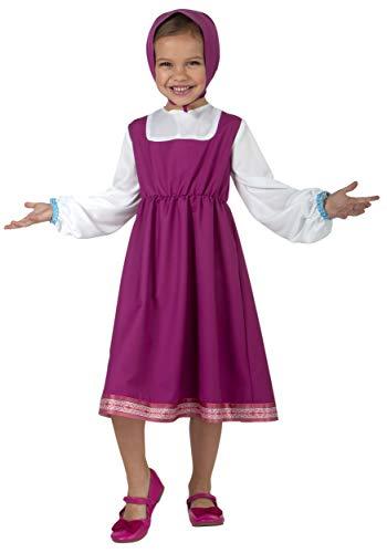 LF Centennial Pte. Masha and The Bear Girls Masha Costume 3T/4T Pink
