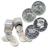 Franklin / Kennedy Silver Coins