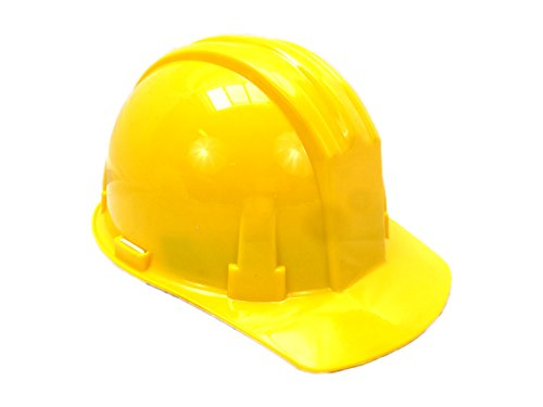 [EN397 Certified Yellow Hard Hat - For Industrial or Construction Working ABS High Quality Plastic] (Costumes Centurion)