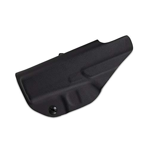 Glock 43 Holster Kydex IWB Concealed Carry Gun Holster with Cable Gun Lock  CA DOJ Approved Bundle