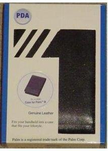 (PDA Gear, DL-LL049C Case for Palm III, Genuine Leather for Handhelds, size: 4